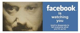 Facebook and cyber criminals are watching you