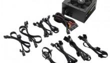 PSU choice – Fully-modular PSU and its individual power cables