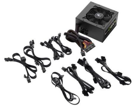 PSU choice - Fully-modular PSU and its Individual power cables