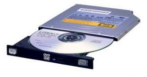 Liteon laptop PC DVD drive/writer