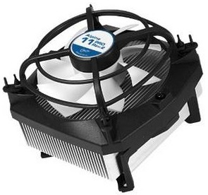ARCTIC Alpine 11 Pro Rev.2 - 95 Watts Low Noise CPU Cooler for Intel Sockets 1150, 1155, 1156, 775