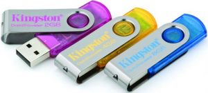 Kingston USB Flash drives