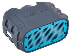 Braven BRV 1 water-proof, shock-proof, wireless Bluetooth outdoor speaker system