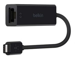 Belkin USB-C Ethernet network adapter
