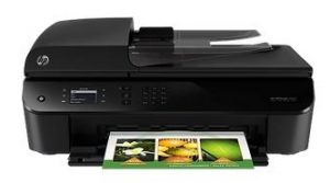 An HP OfficeJet 4630 all-in-one printer