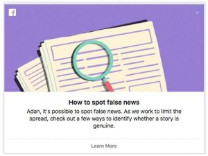 Facebook's fake news war on the real alternative news has begun