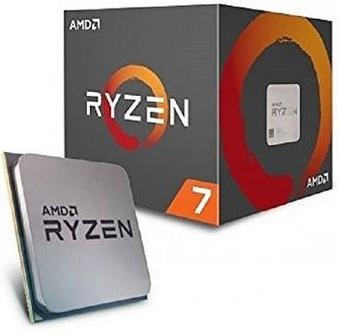 Intel/AMD processor names -An AMD Ryzen 7 1700 processoir (CPU)
