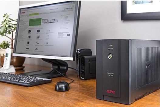 UPS - Plagued by power outages - Use an Uninterruptible