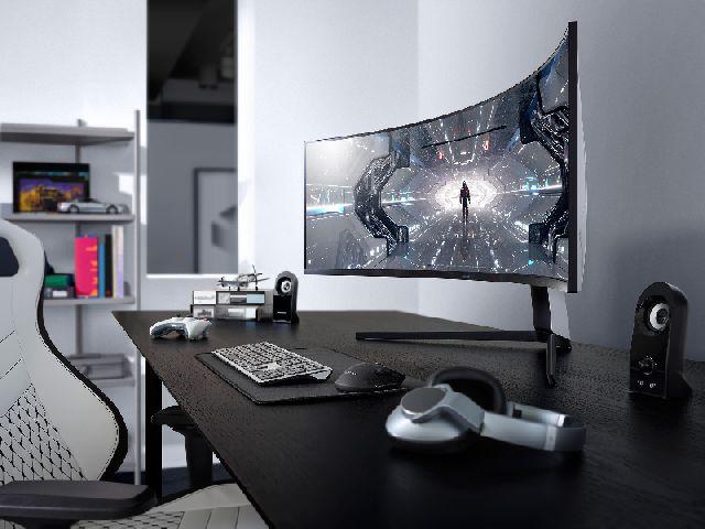 Samsung Odyssey G9 49-inch curved gaming monitor