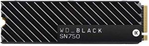 WD NVMe m.2 SSD with heatsink