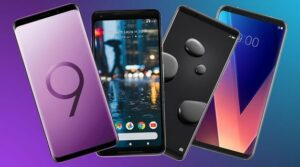 Android smartphones without SIM